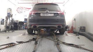 Как замерить мощность автомобиля? Opel Insignia CT в Winde.ru