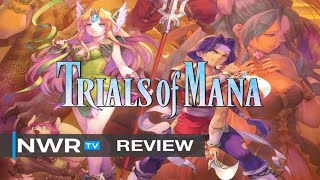 Trials of Mana (Switch) Review - A Mana-ficent Remake of the Best Mana Game (Video Game Video Review)