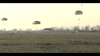 US Army Europe Spotlight Airfield Seizure Paratroppers
