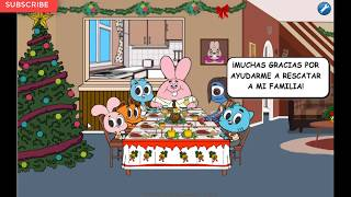 Gumball Saw Game capitulo 2 - FINAL