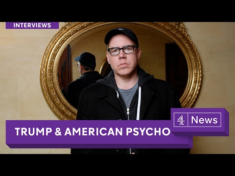 Bret Easton Ellis interview: Donald Trump and American Psycho