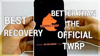 How to Flash Red Wolf TWRP on Redmi note 4 | Tutorial