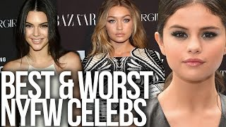 Best & Worst Dressed New York Fashion Week 2015 DIRTY LAUNDRY