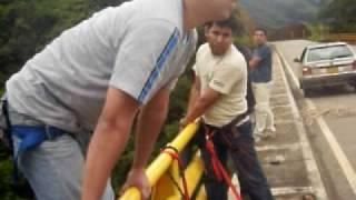 BUNGEE JUMPING DE CARLOS GONZALEZ CON DEPORTES EXTREMOS ANTIOQUIA