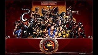 PlayStation - Mortal Kombat 3