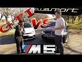 2005 BMW E60 M5 vs Tuned 2016 VW GTI Clubsport, did not expect this...