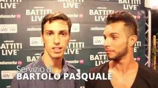 Bat Live Bisceglie Intervista Marco Carta