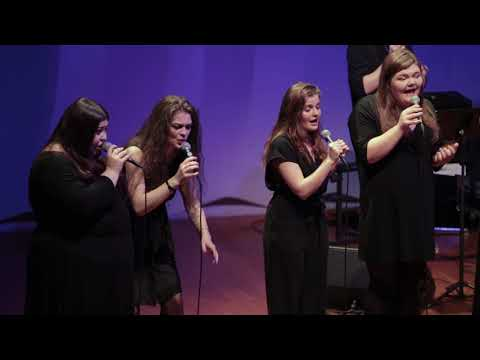 When God Created The Coffeebreak - Voice Ensemble - Institute Of Jazz / Academy Of Music In Katowice