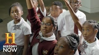 David Johns Believes Students Should Participate in Improving Education | History NOW