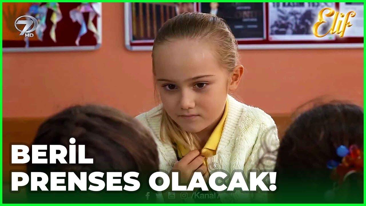 Beril Prenses Elbisesi Giyecek - Elif Dizisi 419. Bölüm