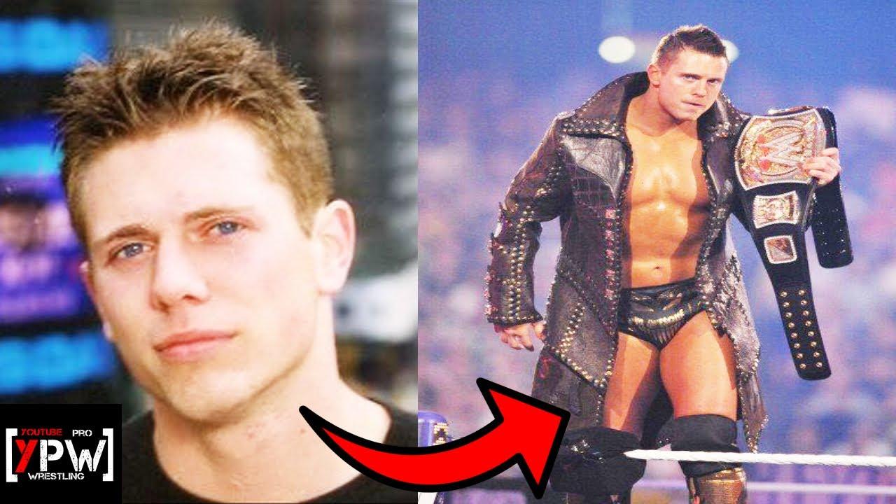 WWE The Miz Wrestling Origins 2020
