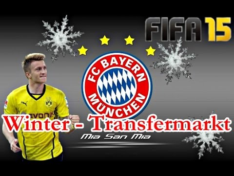 FIFA 15 - FC Bayern München Winterpause + Transfermarkt ◄FCB #30►