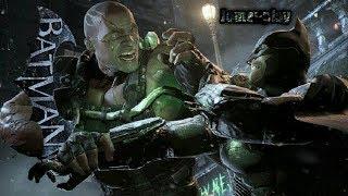 BANE Quiere Mat#r a BATMAN!! | Capítulo 18 | Batman Arkham Origins | Pc Game | Jomanplay