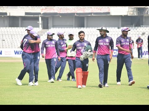 Highlights | Prime Bank Cricket Club vs Shinepukur CC