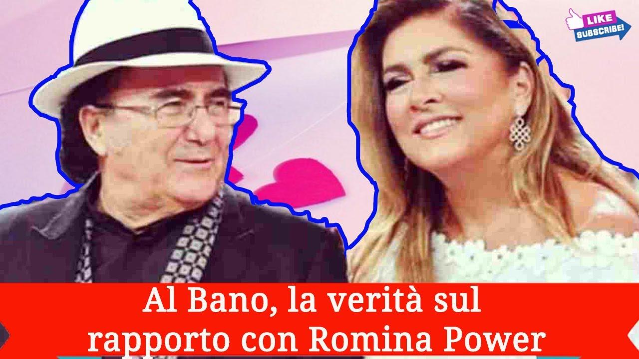 Al Bano, la verità sul rapporto con Romina Power