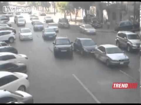 Car accidents in Azerbaijan