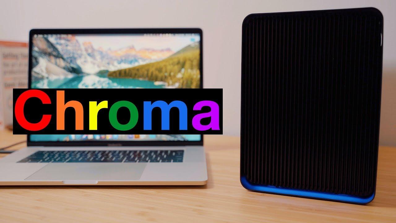 Hands-On With Razer's New Core X Chroma eGPU - MacRumors