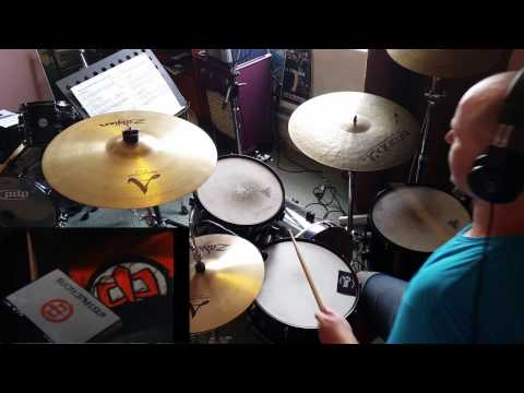 'Believe It Or Not' Theme From The Greatest American Hero (Drum Cover)