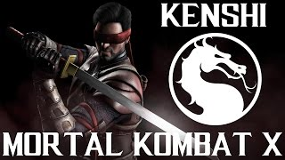 CIEGO PERO NO BOLUDO | KENSHI | MORTAL KOMBAT X TORRES #9