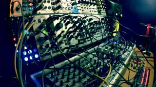 Make Noise Telharmonic House Chords | Eurorack Modular Synth Jam Session