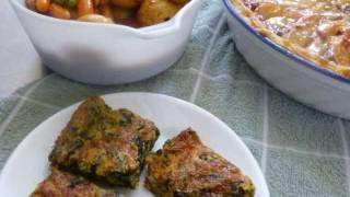 Lamb Stew Spring Vegetable