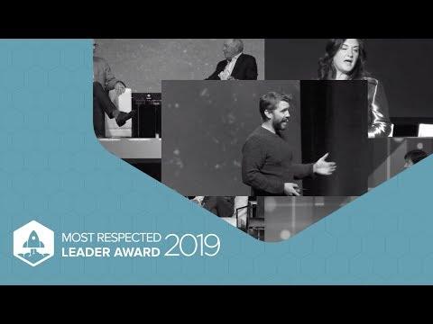 Announcing SaaStr's Most Respected Leaders of 2019!   SaaStr