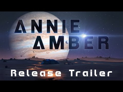 Annie Amber Release Trailer: A VR puzzle videogame from the creator of Mind: Path to Thalamus