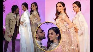 Ranveer Singh's Cute Reaction As He See Deepika Padukone's Wax Statue At Madame Tussauds