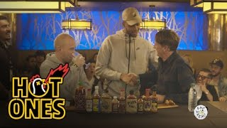 Tony Hawk Eats Spicy Wings LIVE at ComplexCon | Hot Ones