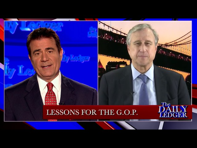 Republican Party of NY Chair, Edward Cox, on the Midterm Elections