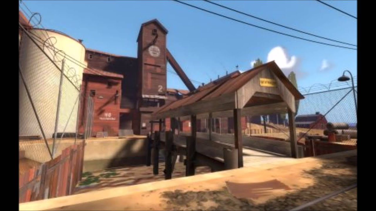 TF2 2Fort Background Ambient Noise - YouTube