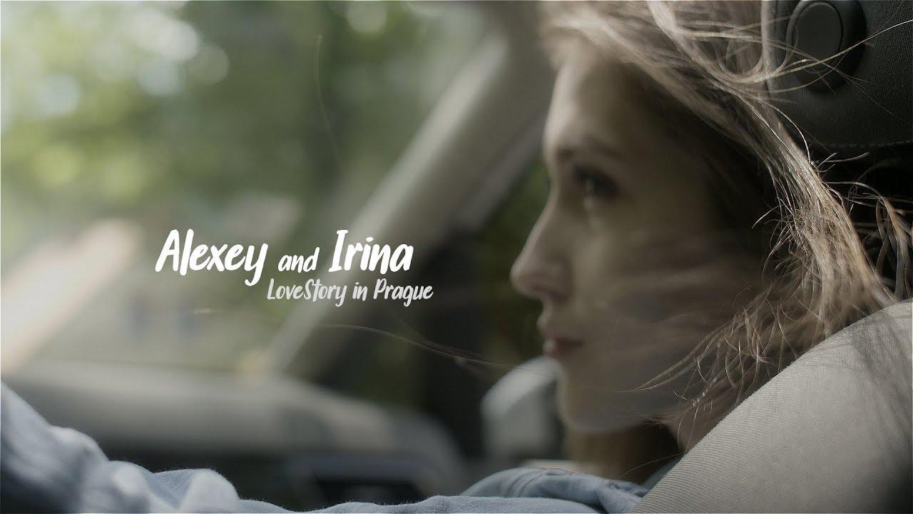 Alexey & Irina. LoveStory in Prague (english subtitles)