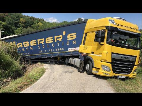 Amazing Dangerous Biggest Climbing Truck Driving Skills, Crazy Dump Truck Heavy Equipment Operator
