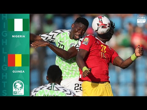 HIGHLIGHTS: Nigeria Vs. Guinea