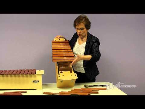 Sonor Orff Alto Xylophones
