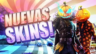 "Gmo! *NEW SKINS* ""HEAD"" +970 VICTORIAS! - FORTNITE: Battle Royale"