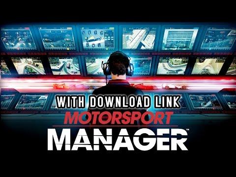 Motorsport Manager GT with Crack + DOWNLOAD LINK