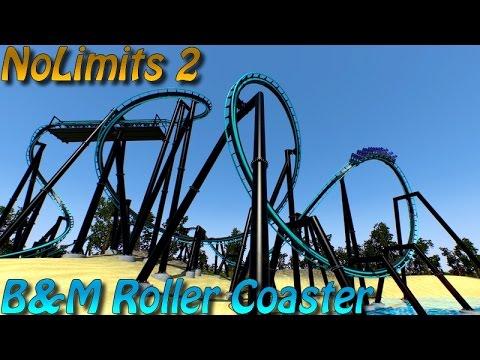 NoLimits 2 : Random B&M Coasters