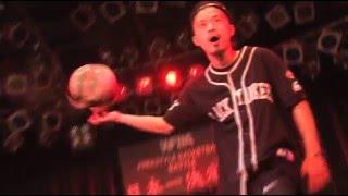 Freestyle Basketball日本一決定戦 2014 準優勝 Lil'G