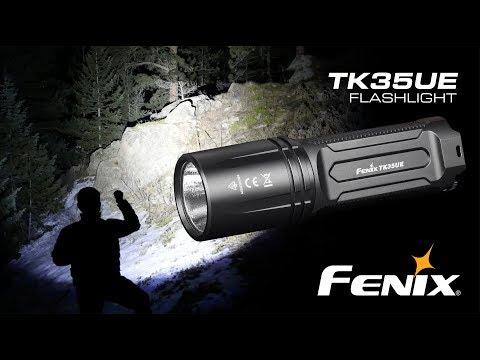 Fenix TK35UE Flashlight Overview