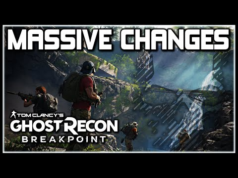 Ghost Recon Breakpoint | Removing Tiered Loot, AI Teammates, Vehicle Customization & More!