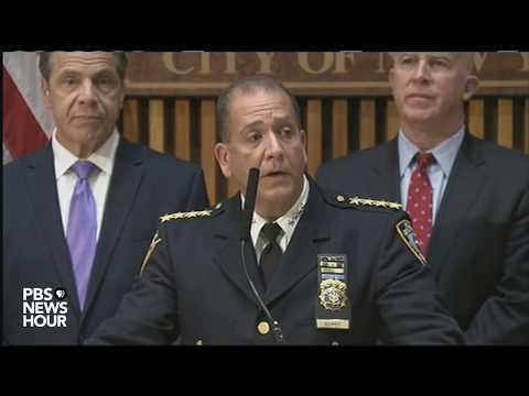 WATCH: New York officials provide updates on Manhattan truck attack