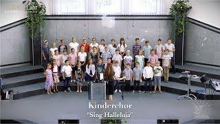 "FECG Lahr - Kinderchor - ""Sing Halleluja"""