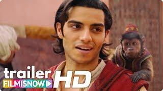 "ALADDIN (2019) 🧞 ""World of Aladdin"" Special Look Trailer | Disney Live-Action Movie"