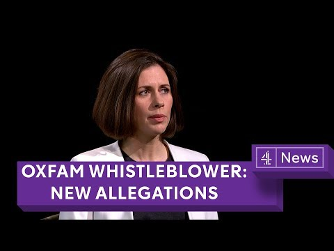 Oxfam whistleblower: Allegations of rape and sex in exchange for aid