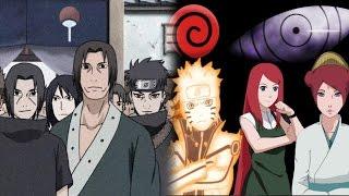 اقوى 10 عشائر  Top10 Naruto