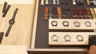 Nixon's First NYC Store Brings Workshop-Inspired Customization to SoHo