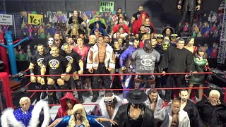 WWE Figure Clothing Collection