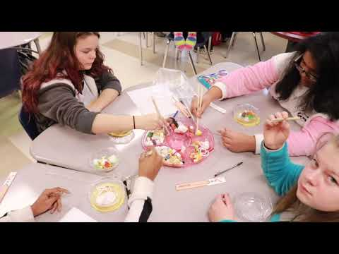 Streetsboro Middle School's Chinese New Year