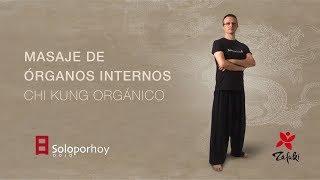 Masaje de órganos internos   Chi Kung Orgánico